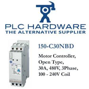 Allen-Bradley 150-C30NBD Motor Controller,